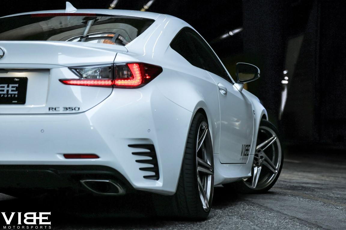 Lexus Rc Sport Car