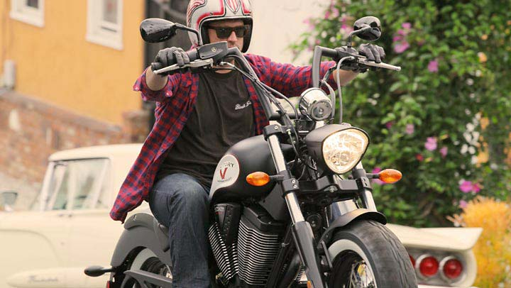 Victory Motorcycles' 2013 High-Ball Bobber [Photo Gallery]