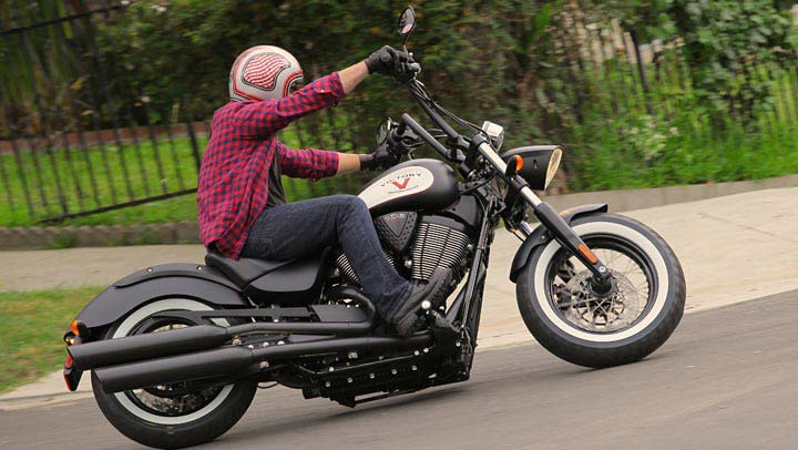 victory motorcycles 2013 highball bobber autoevolution