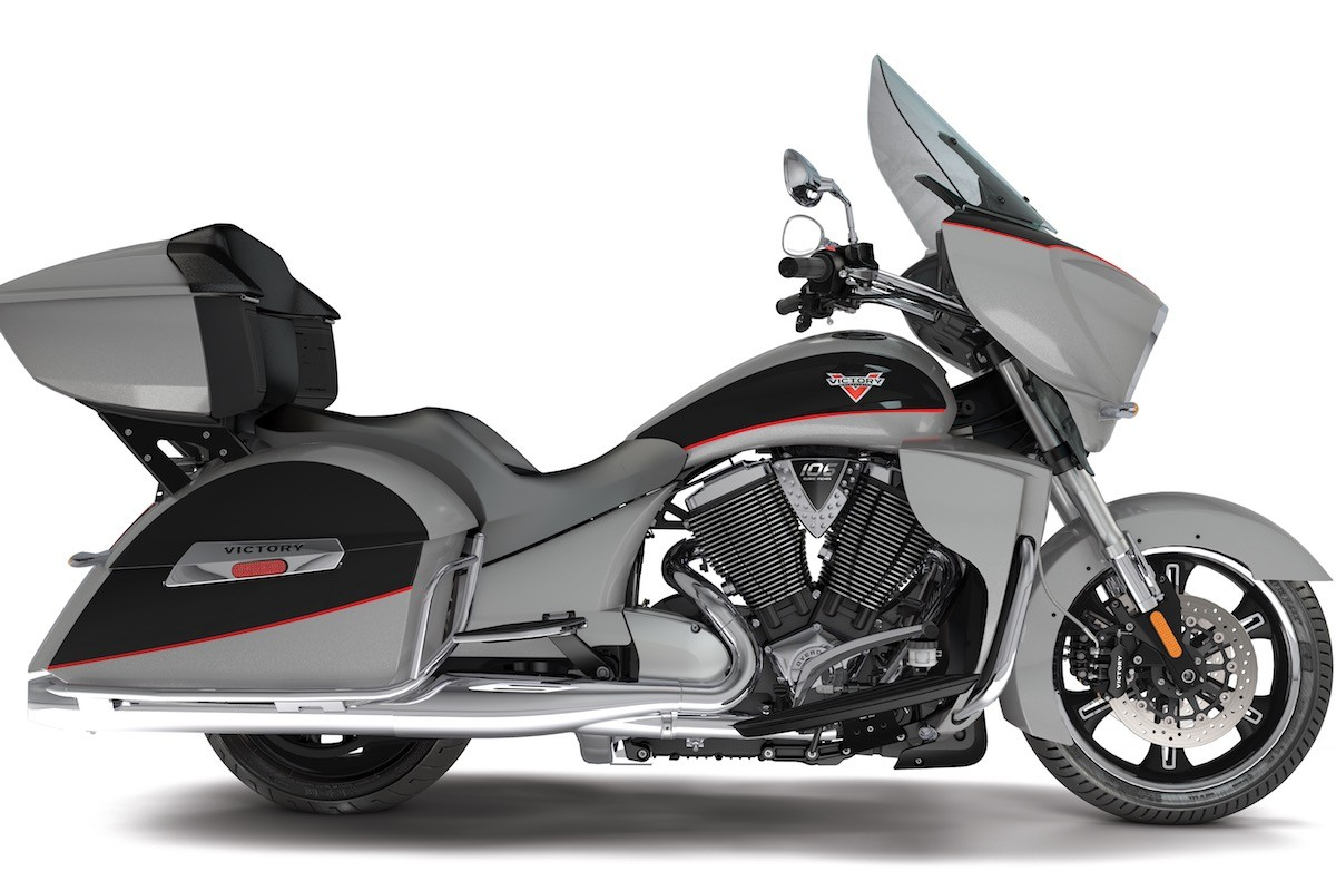Victory Motorcycles' 2017 Lineup Revealed - autoevolution