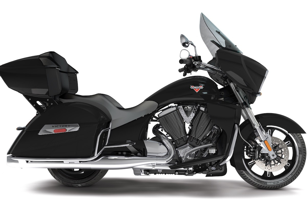 Victory Motorcycles Lineup Revealed on Electric Motor Motorcycle