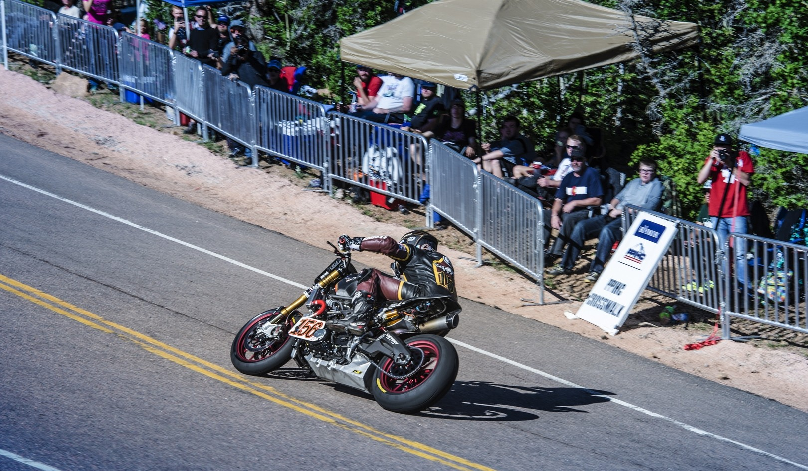 victory racing returns to pikes peak with project 156 and. Black Bedroom Furniture Sets. Home Design Ideas