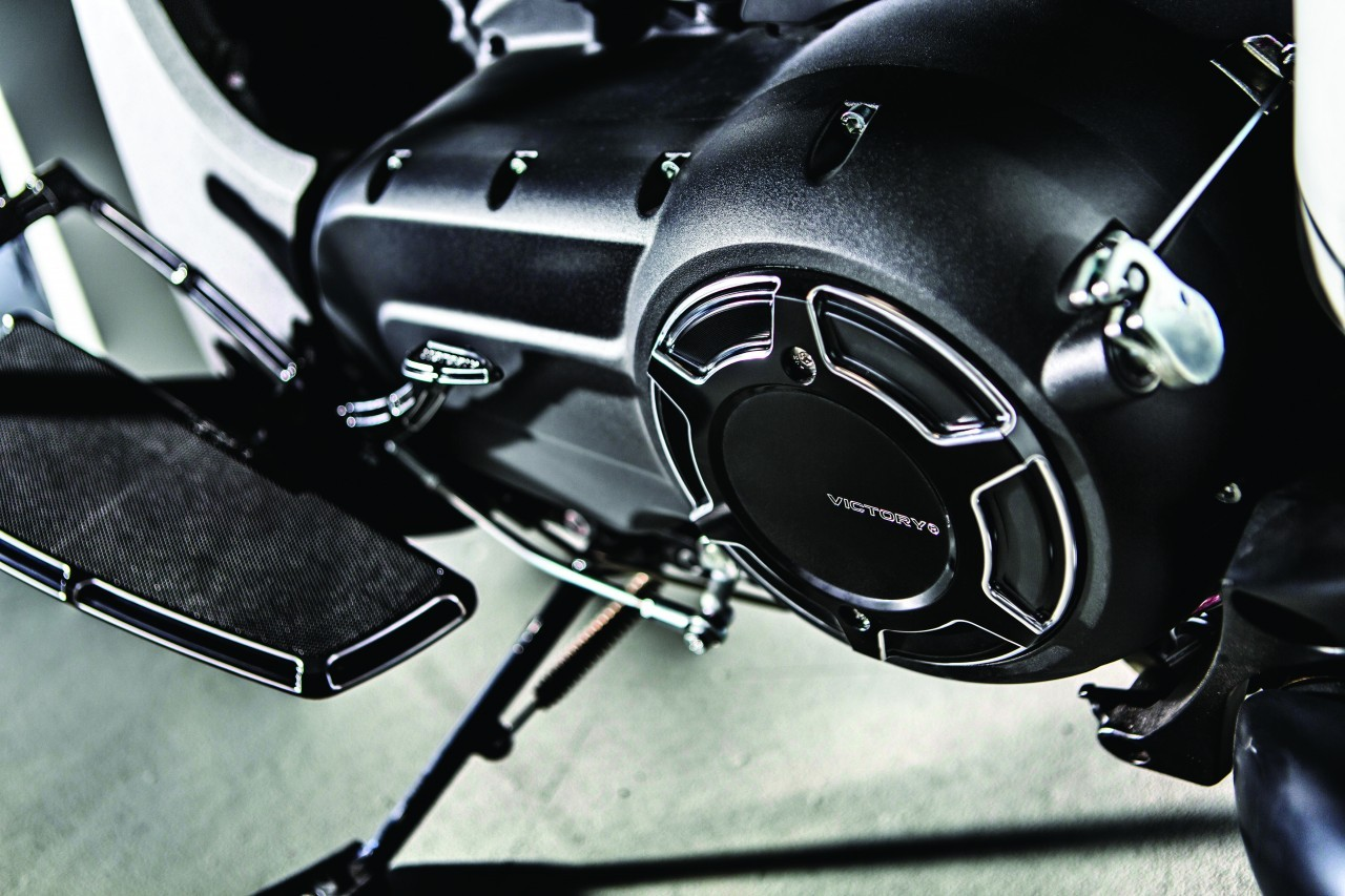 Victory Shows Custom Arlen Ness Engine Covers - autoevolution