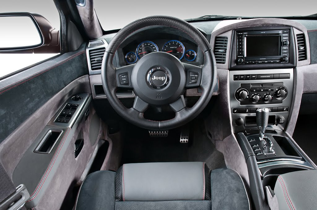 Vilner Jeep Grand Cherokee SRT600 Unleashed - autoevolution