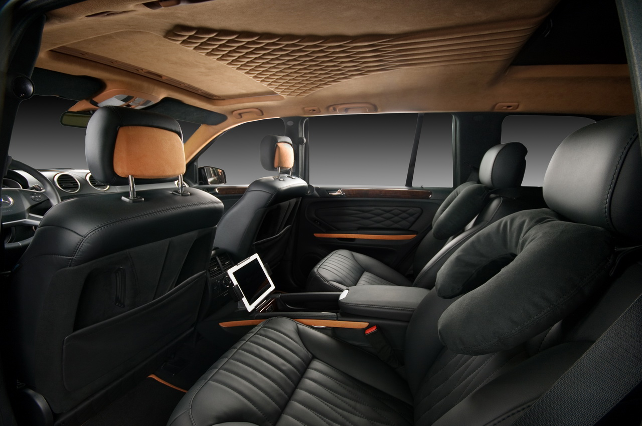 Vilner Transforms Interior Of Mercedes Benz Gl Autoevolution
