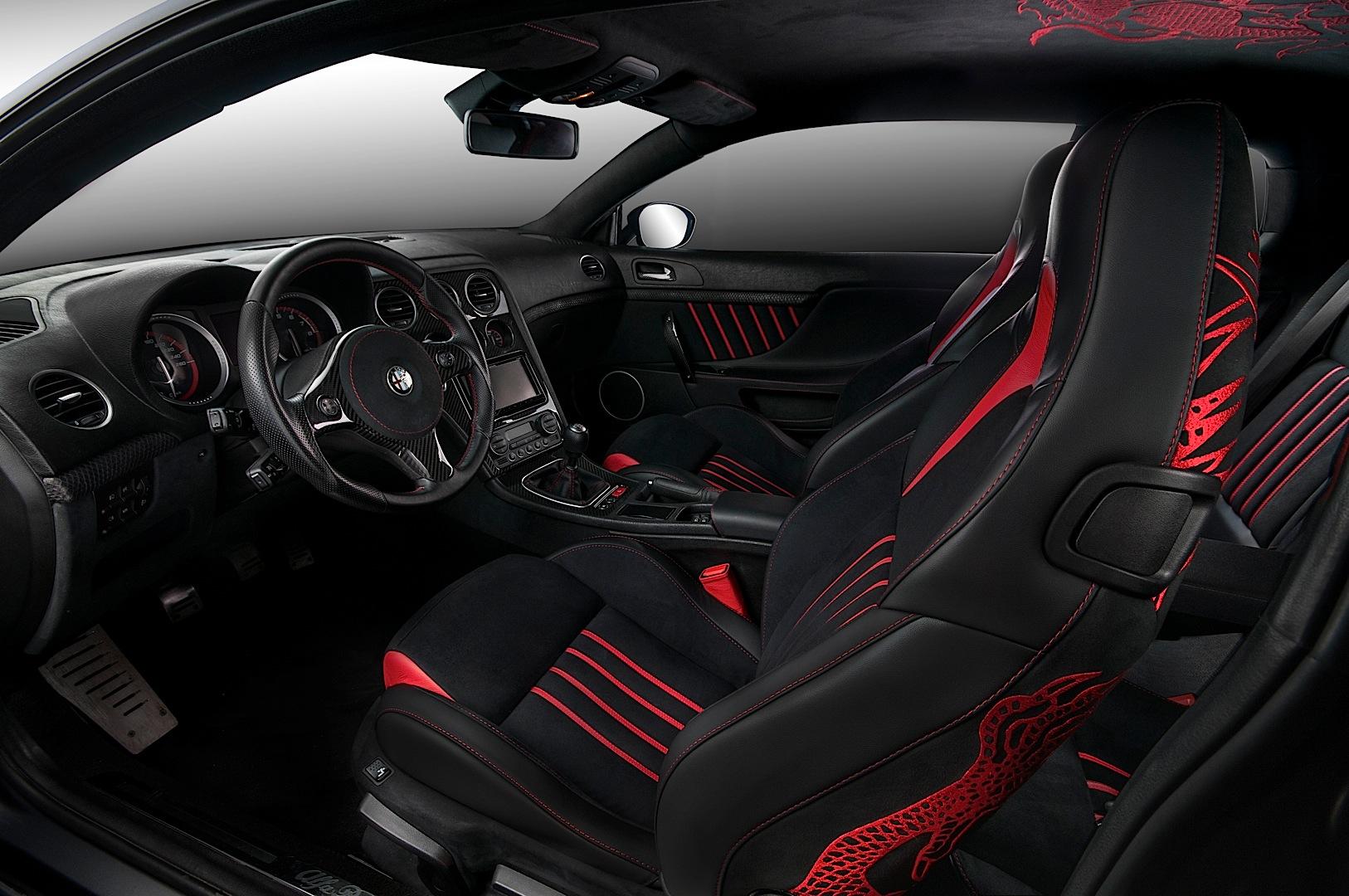Vilner Works Its Magic On The Alfa Romeo Brera Autoevolution