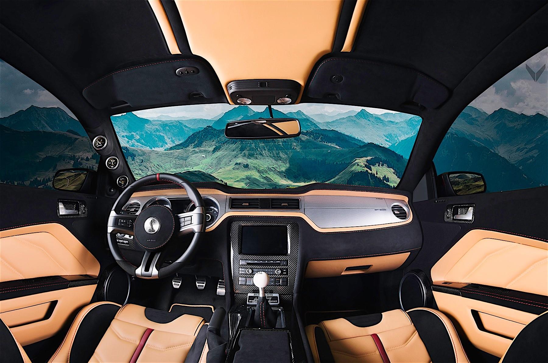 Watch a Classic Mustang Being Reborn in the High Tech Era ...