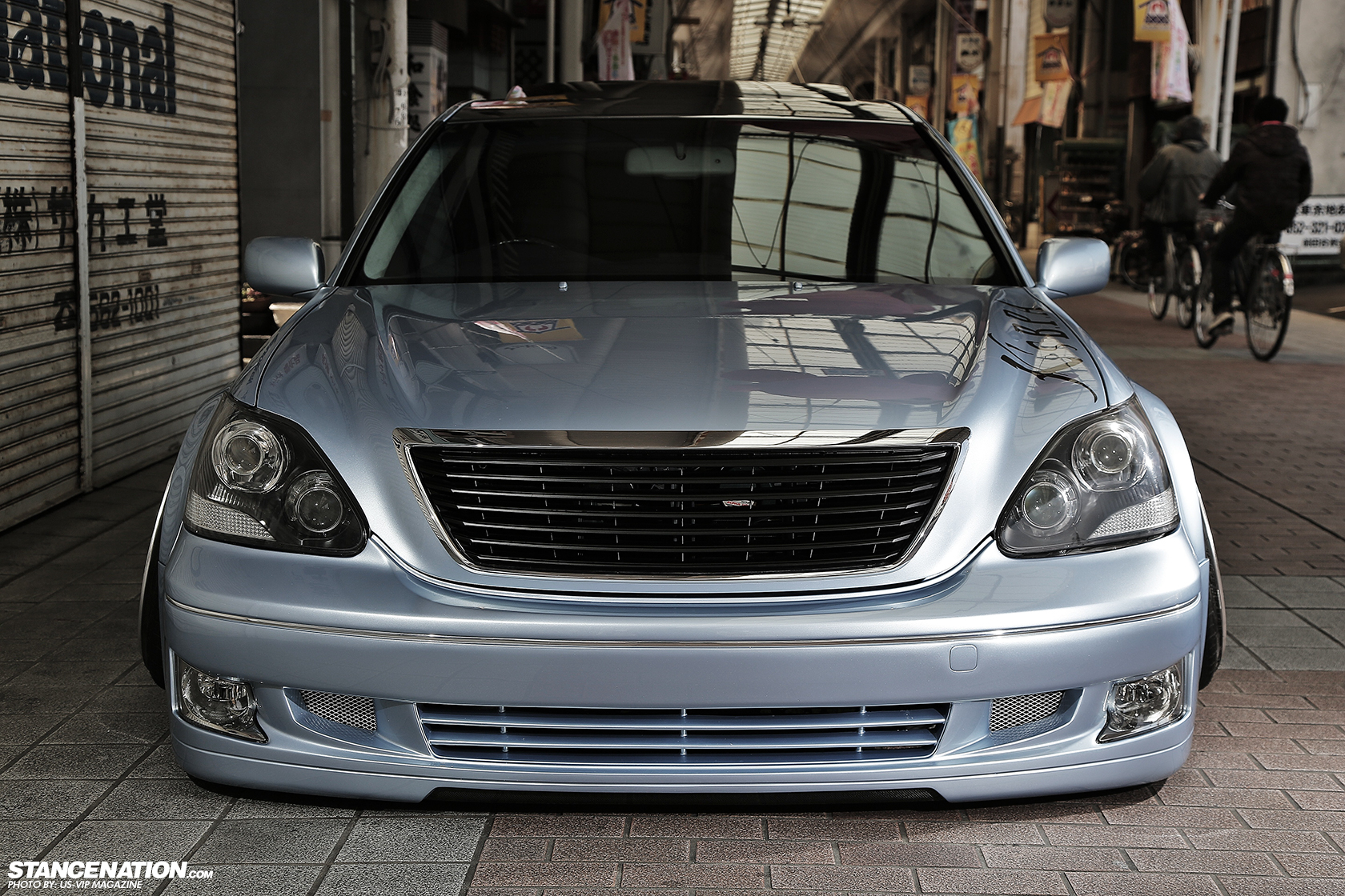 Vip Lexus Ls Barely Touches The Ground Photo Gallery