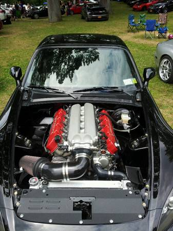 Viper Engined Honda S2000 Trades Vtec For Displacement