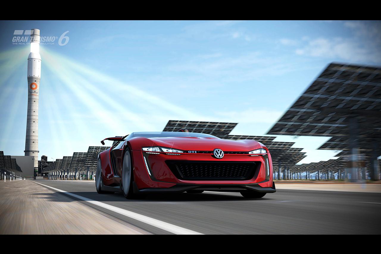 Volkswagen для игры Gran Turismo 6
