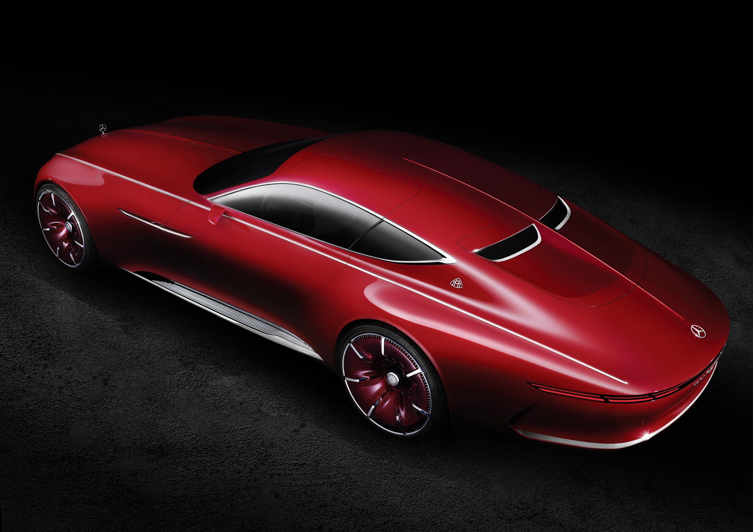 Mercedes Benz E 2017 Price >> Vision Mercedes-Maybach 6 Electric Vehicle Concept Is Out Of This World - autoevolution