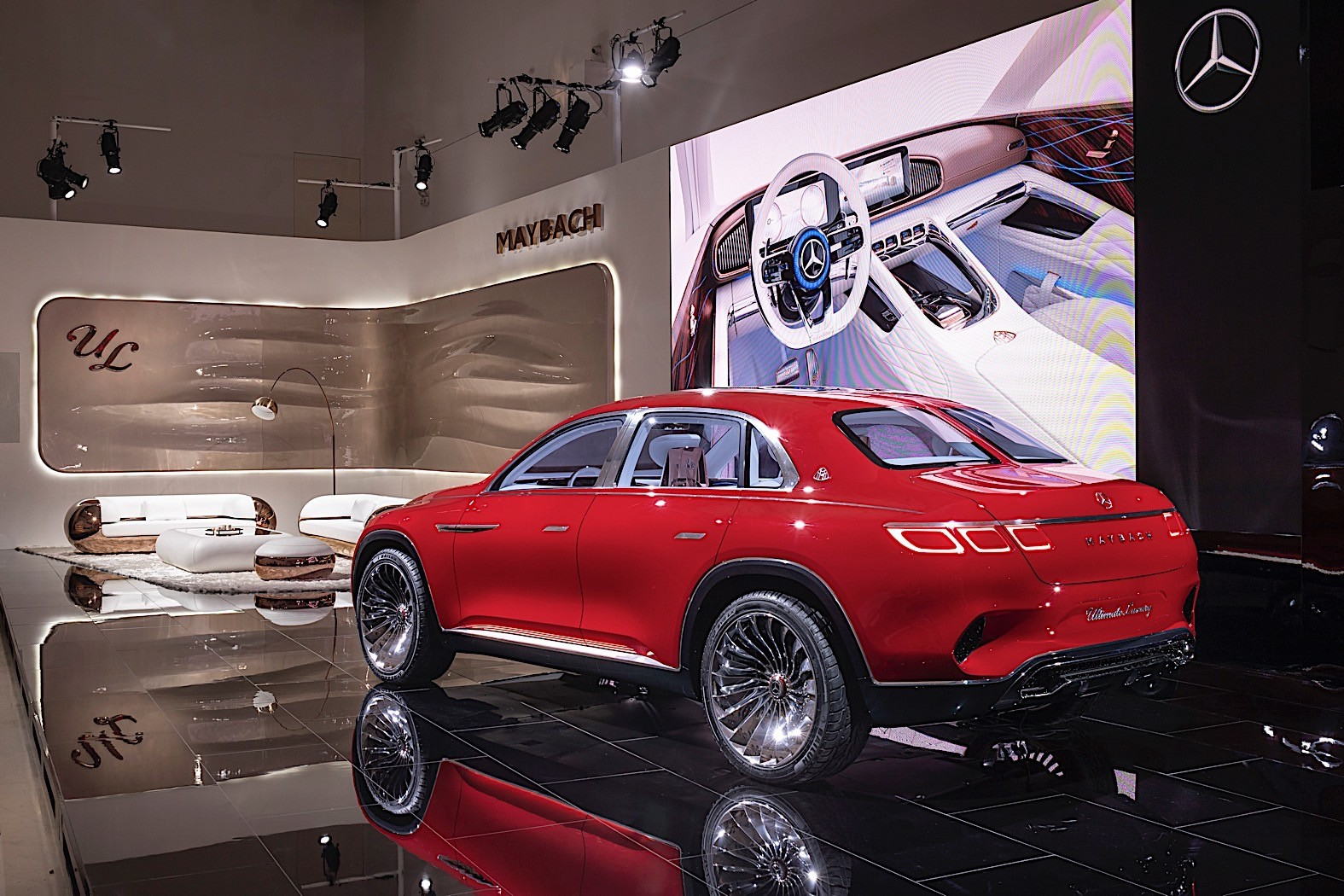Mercedes Maybach Sedan To Offer V6 V8 And V12 Engines