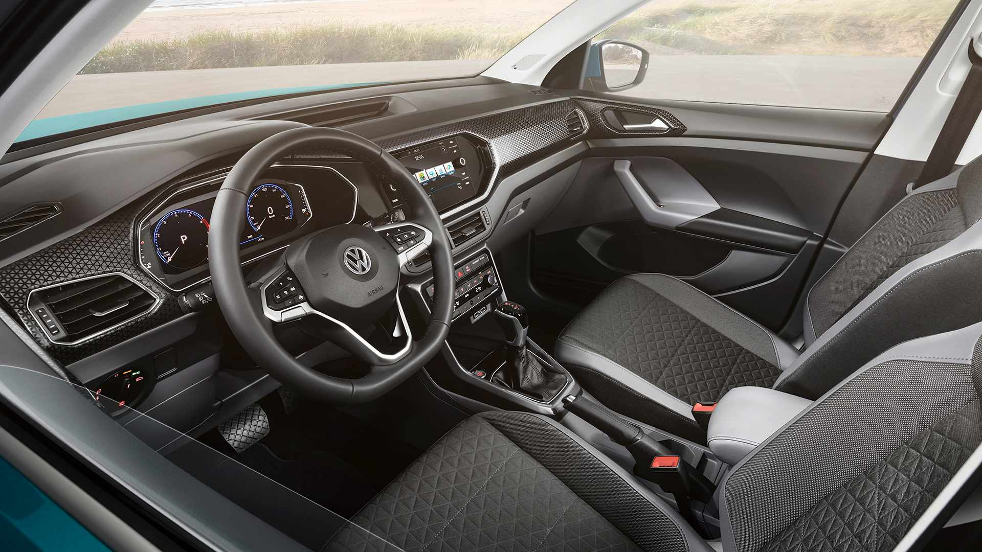 Volkswagen Adds 1 6 TDI Engine To T-Cross Small Crossover