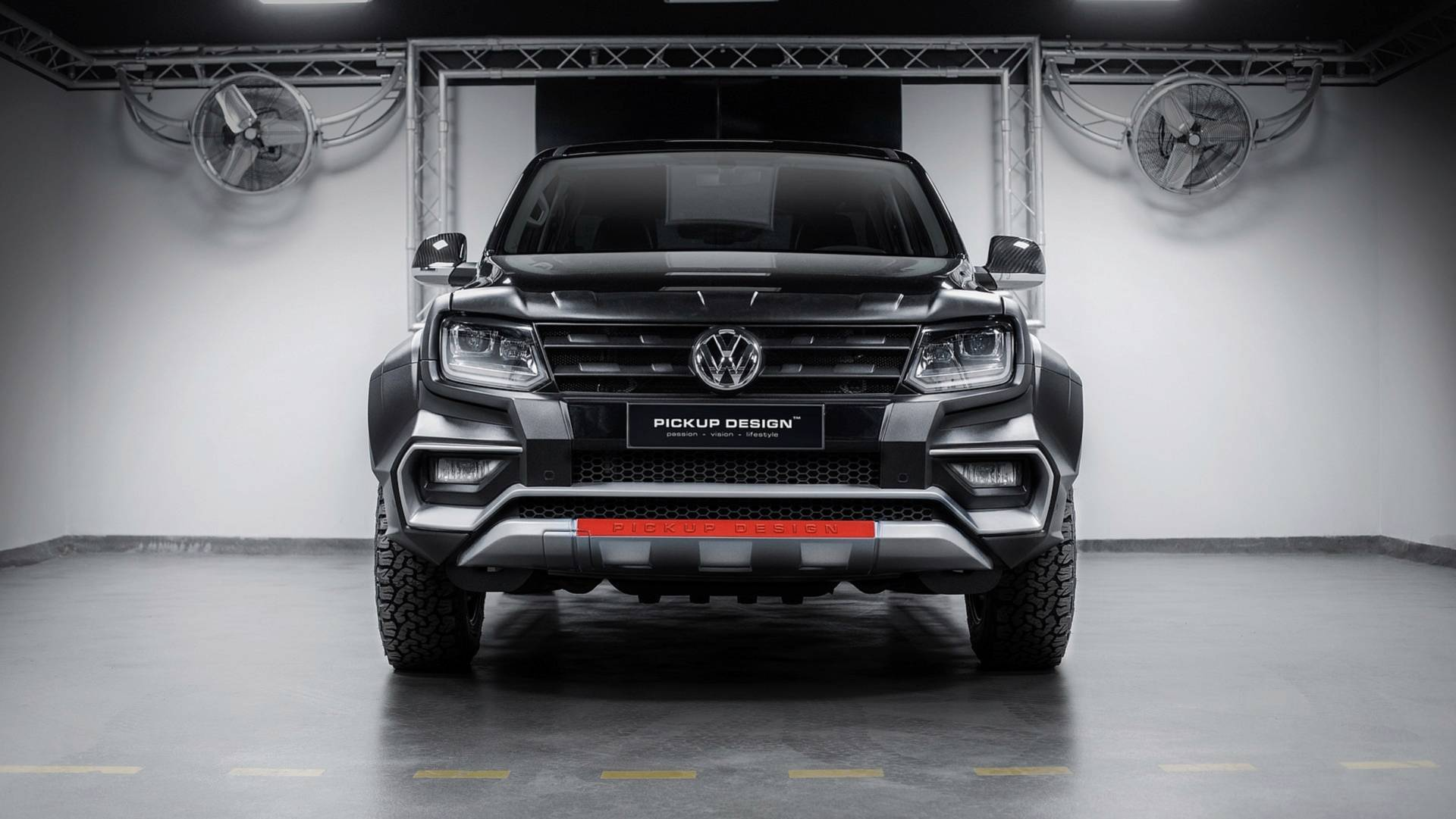 Volkswagen Working on Tiguan Coupe R with 300 HP - autoevolution