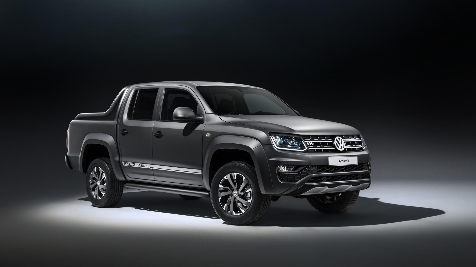 Volkswagen Amarok Aventura Exclusive Concept Gets New 3 0