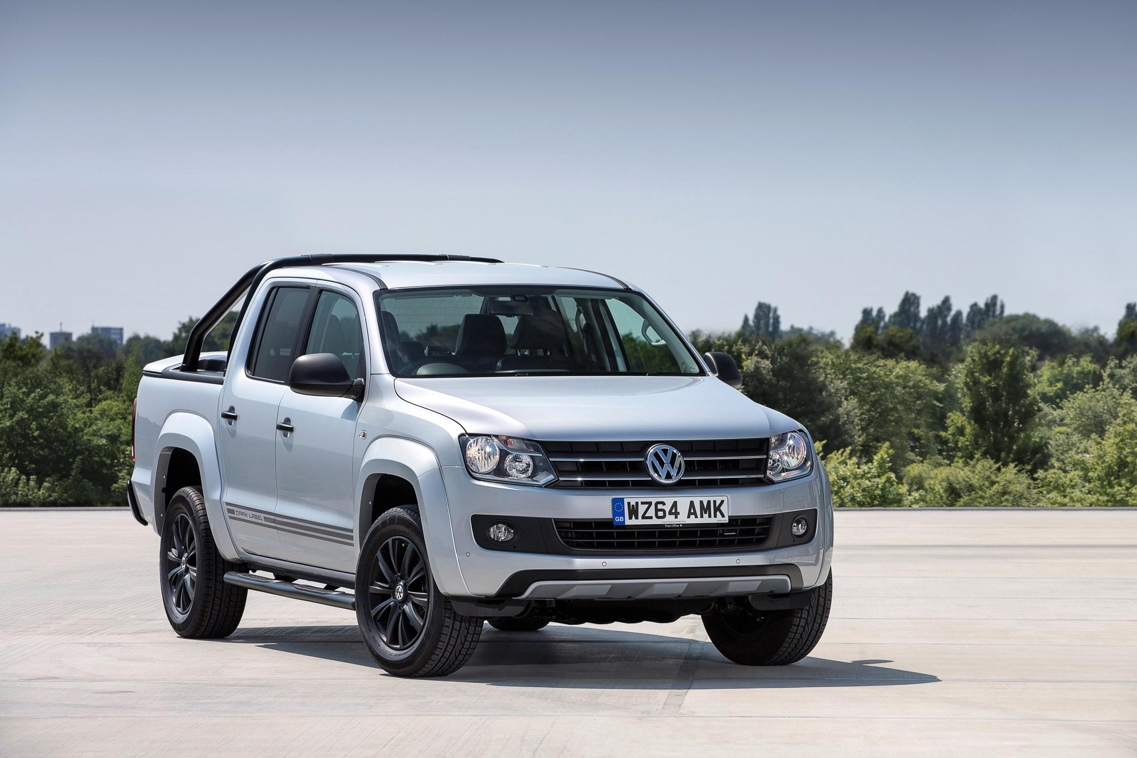 Фото | Volkswagen Amarok Dark Label