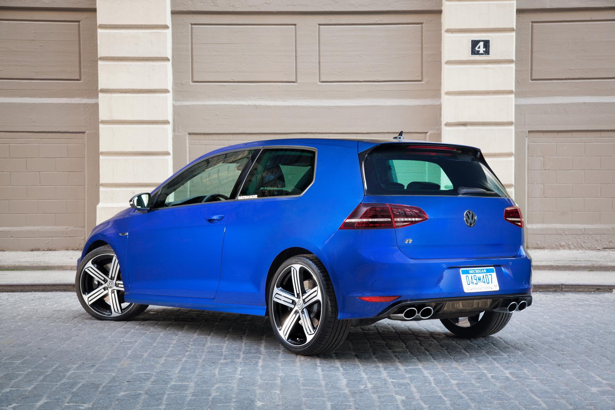 Volkswagen Announces 2015 Golf R US Pricing