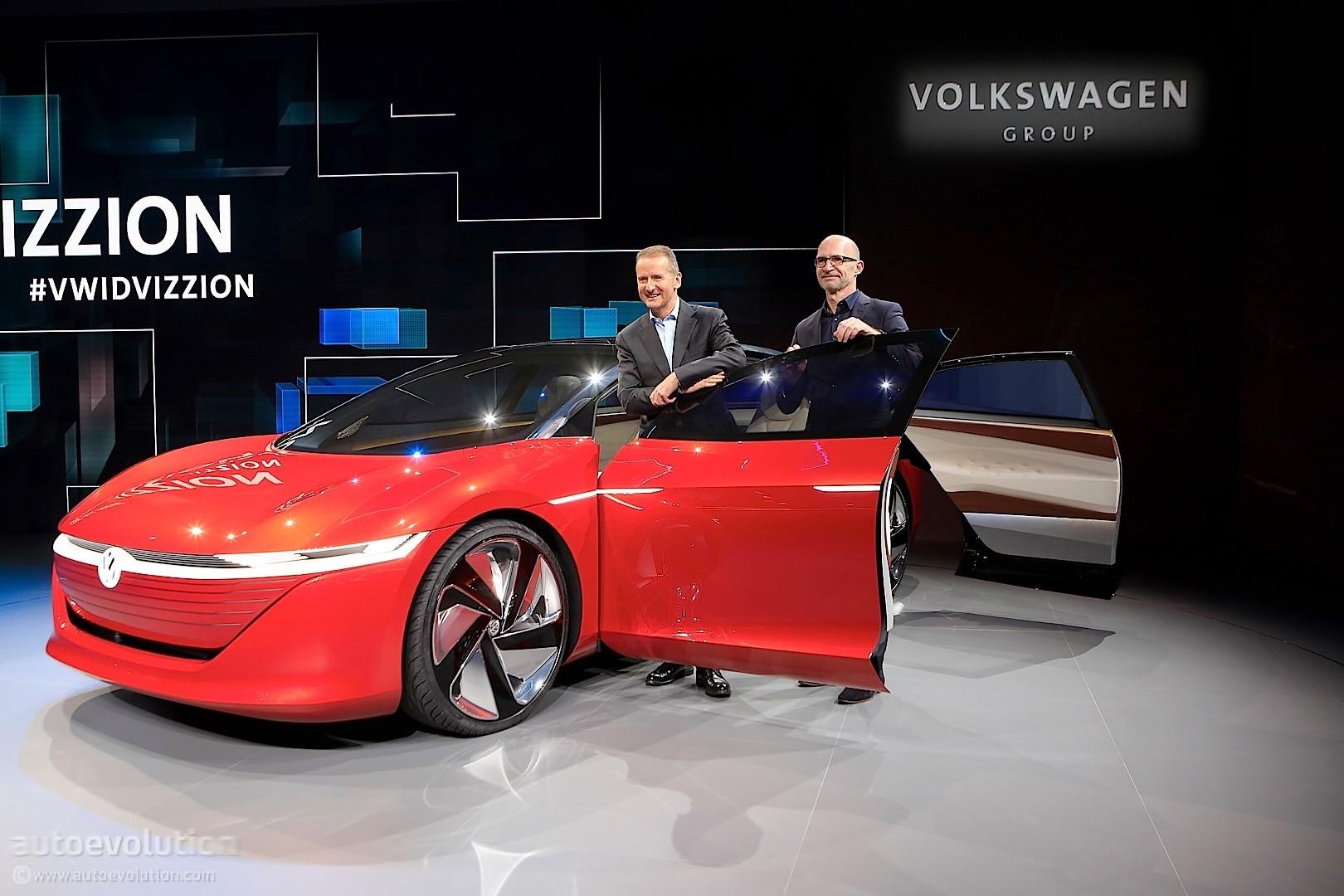 Volkswagen bets big on electric with $25 billion battery bonanza