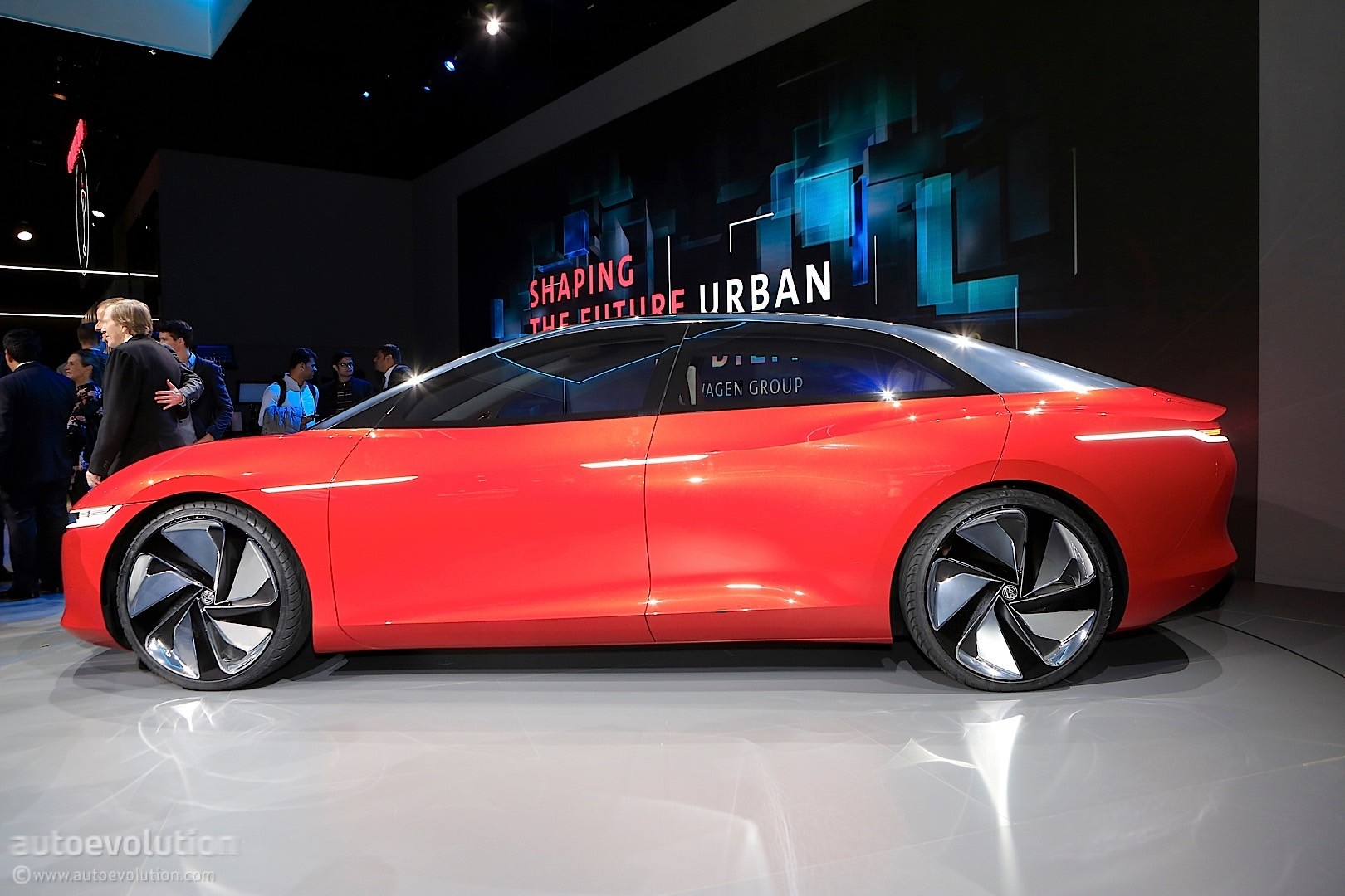 New Century Vw >> Volkswagen Announces Invasion of Electric Vehicles by 2022 - autoevolution