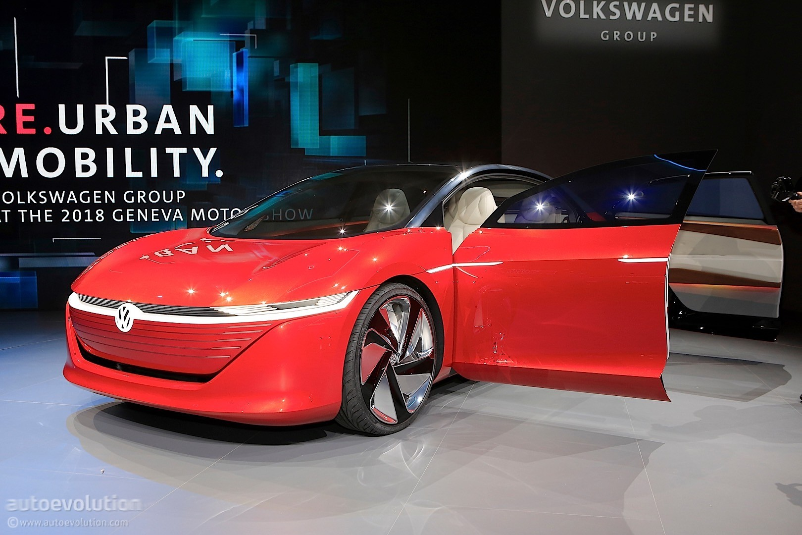 Volkswagen Announces Invasion of Electric Vehicles by 2022 - autoevolution