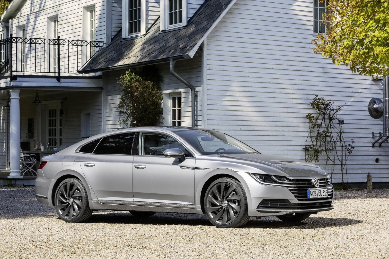 Volkswagen Arteon Designer Appointed Head Of Exterior Design At - Exterior-designer