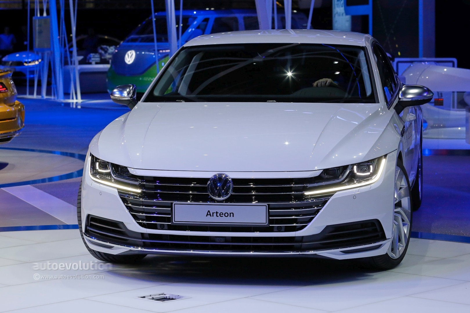 Vw Arteon In Geneva