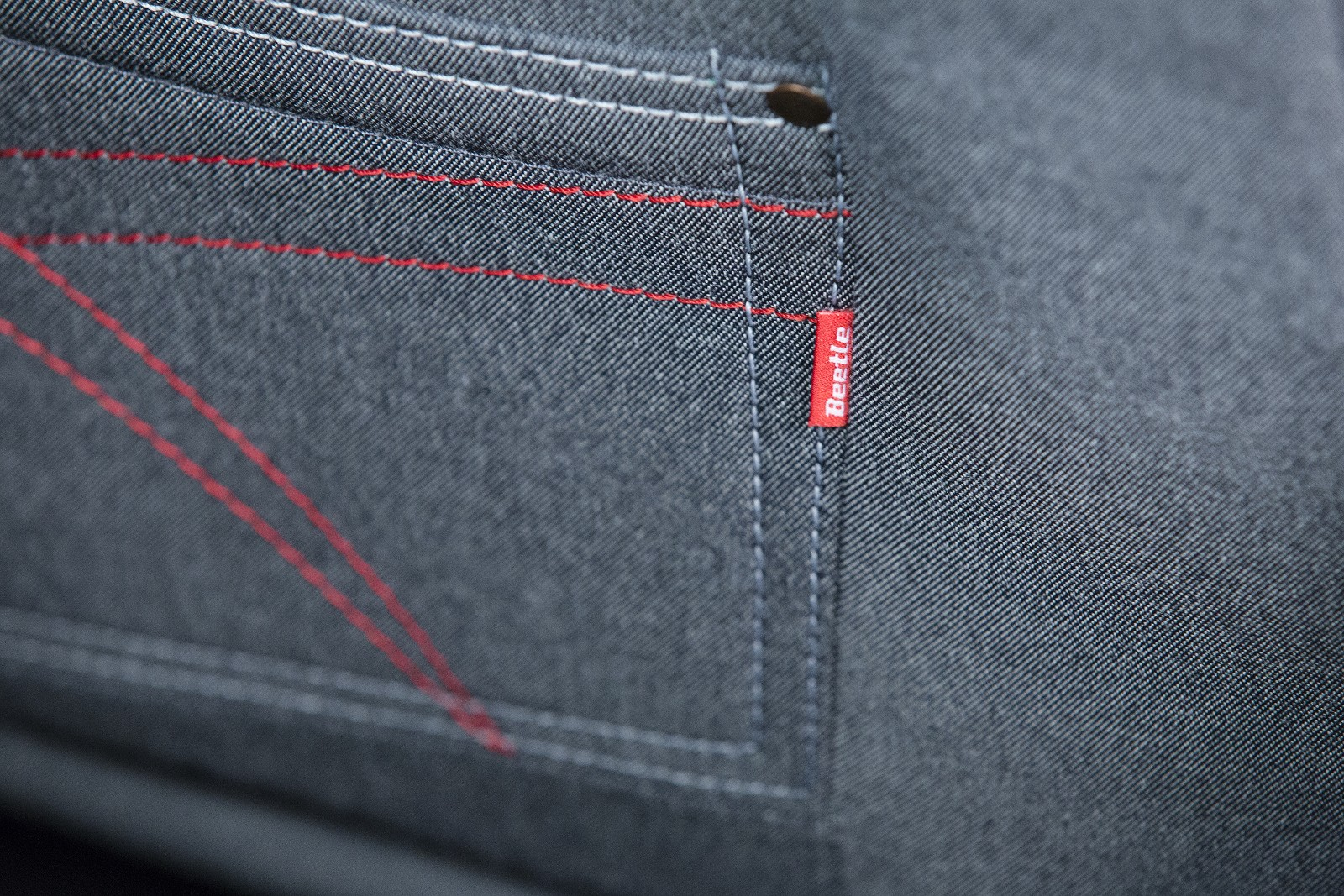 Volkswagen Beetle Denim Unveiled with Jeans Fabric for the ...