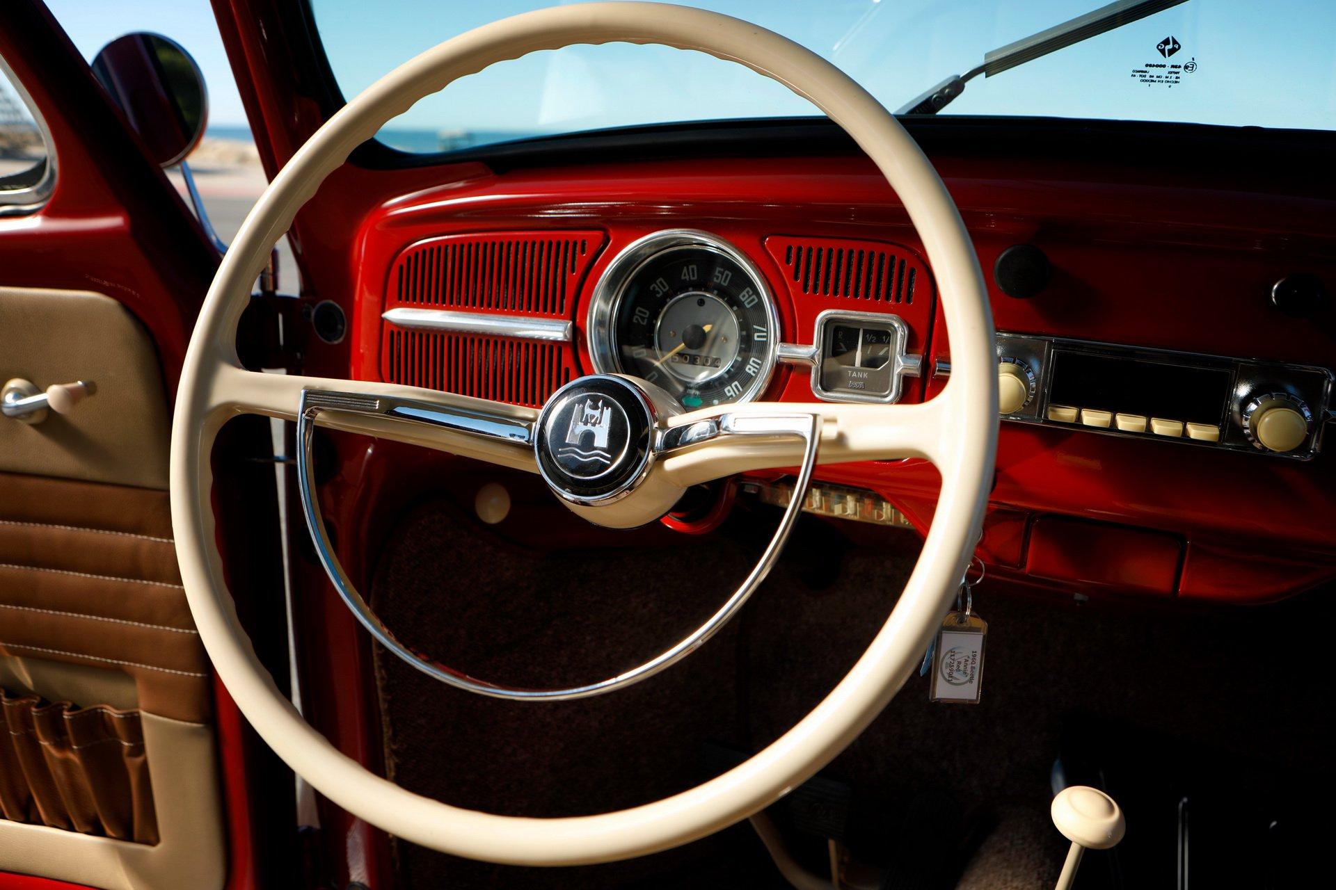 Volkswagen Restores 1966 Beetle To Perfection - autoevolution