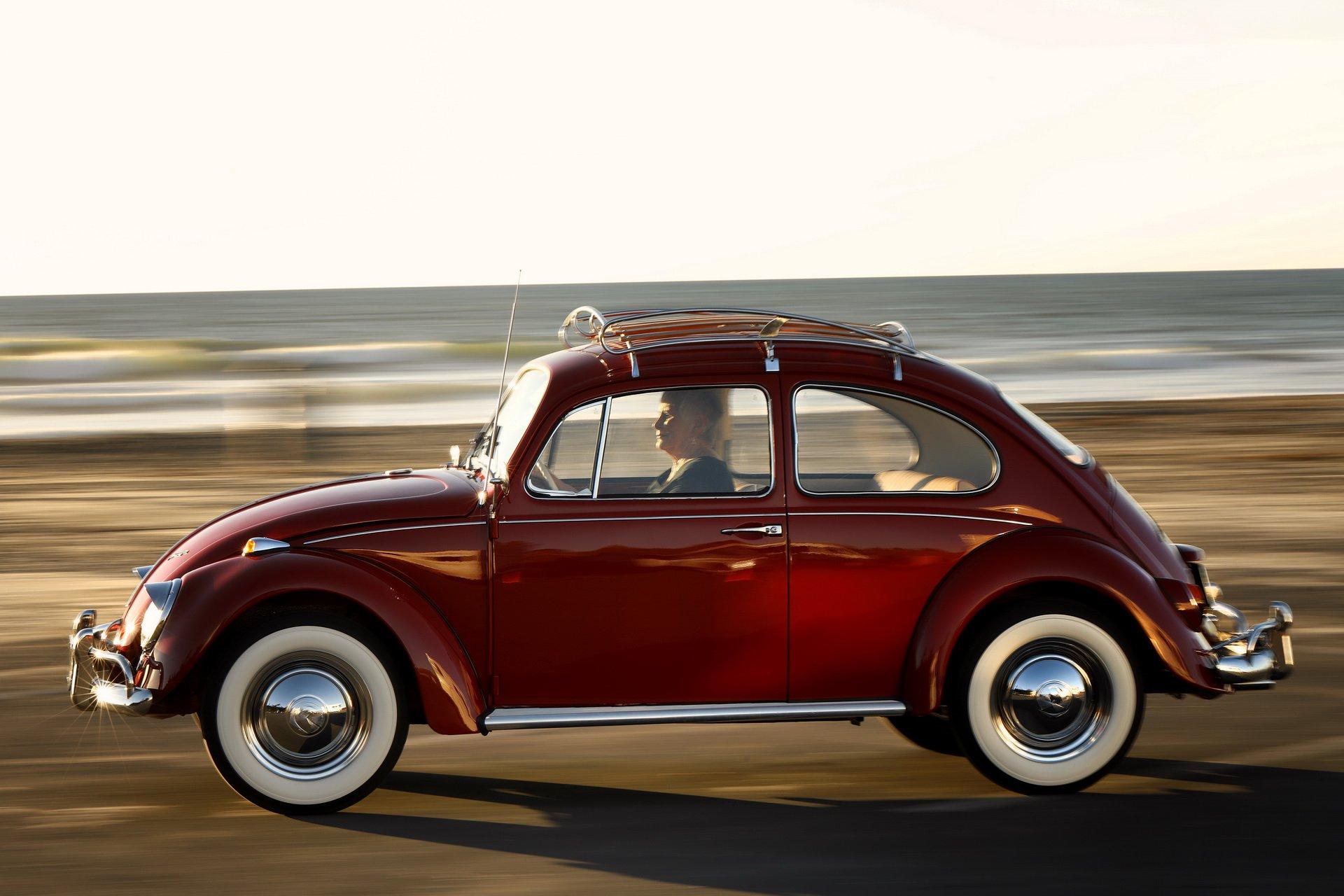 Volkswagen Restores 1966 Beetle To Perfection Autoevolution