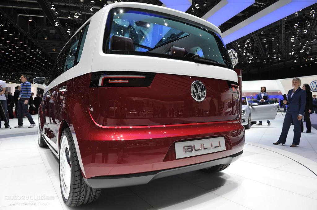 Volkswagen Bulli Coming In 2019 As Beetle Derivative
