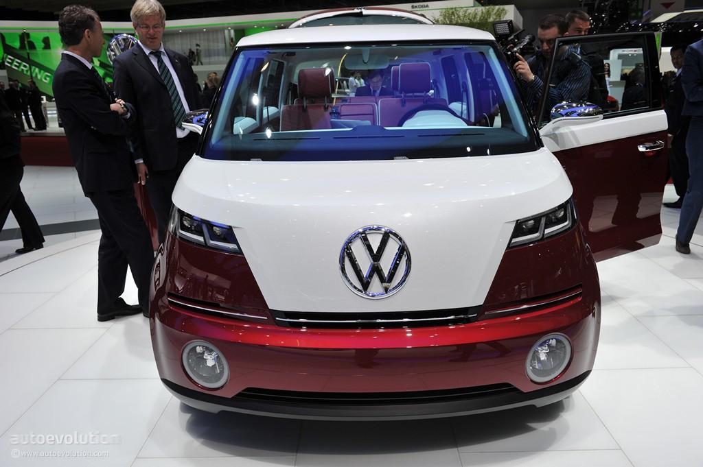 Volkswagen Bulli: Coming in 2019 as Beetle Derivative