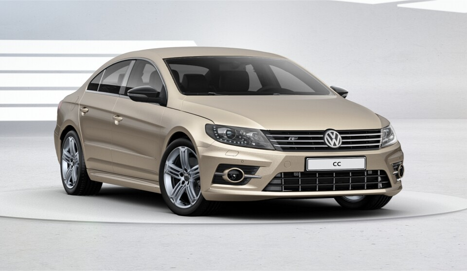 Volkswagen Cc Dynamic Black Special Edition Launched In Germany 96328