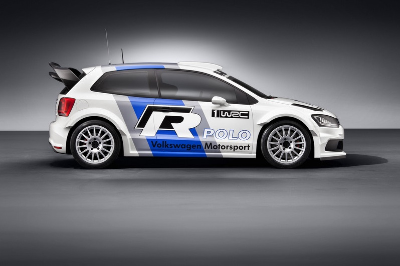 volkswagen confirm wrc entry in 2013 reveal polo r wrc gallery autoevolution. Black Bedroom Furniture Sets. Home Design Ideas