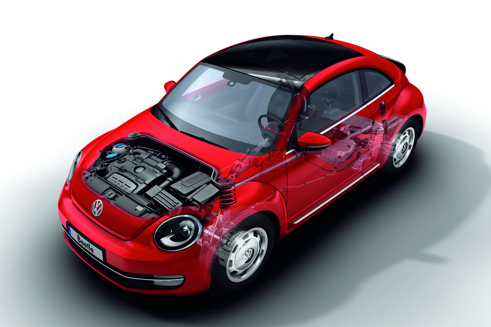 Volkswagen Details New Euro 6 Engines for Beetle Coupe and Cabrio - autoevolution