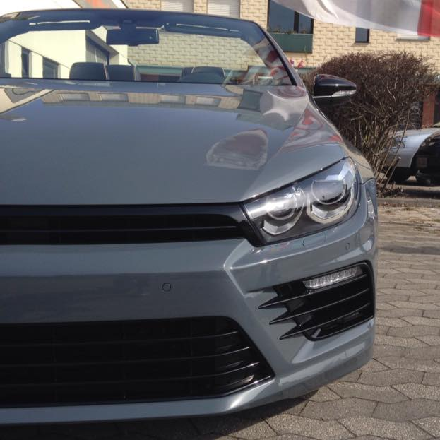 Eos Volkswagen Used: Volkswagen Eos With Scirocco Front And R36 Engine Coming
