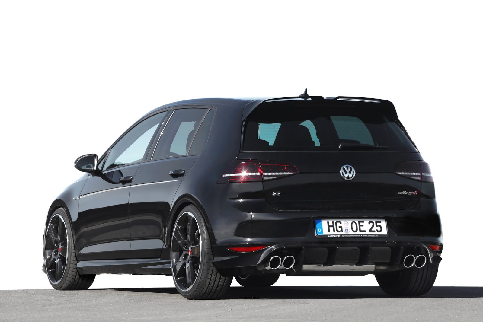 Oettinger Makes a Killer 400 HP Golf R Video  autoevolution