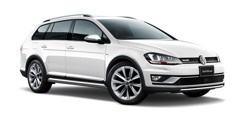 Volkswagen Golf Alltrack Launched in Japan with 1.8 TSI Engine ...