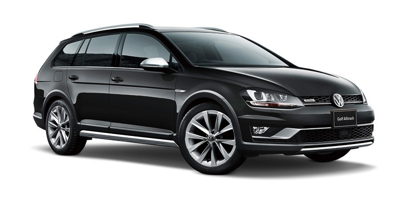 Volkswagen Golf Alltrack Launched in Japan with 1.8 TSI ...