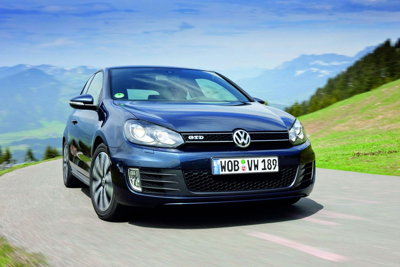 volkswagen golf gtd launched new photo gallery autoevolution. Black Bedroom Furniture Sets. Home Design Ideas