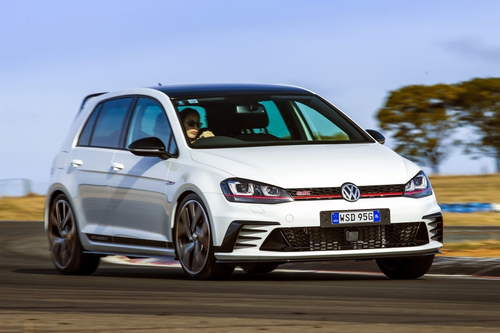 Volkswagen Golf GTI '40 Years' Is The Clubsport For Australia