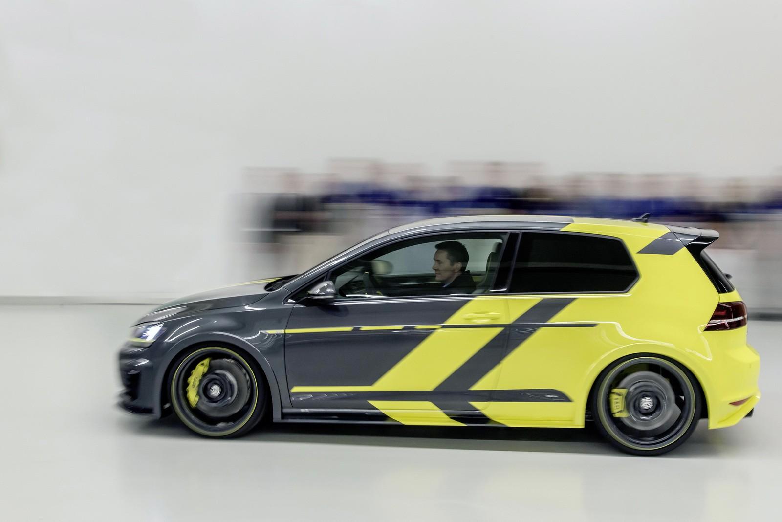 Volkswagen Golf Gti Dark Shine Debuts At Worthersee 2015