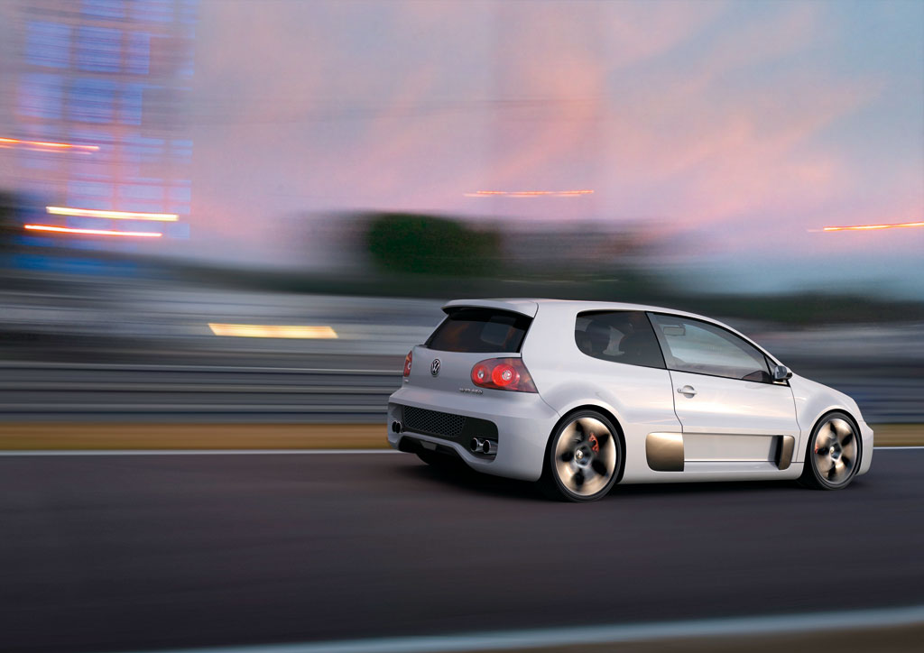 volkswagen golf gti w12 by exclusive tuning autoevolution. Black Bedroom Furniture Sets. Home Design Ideas