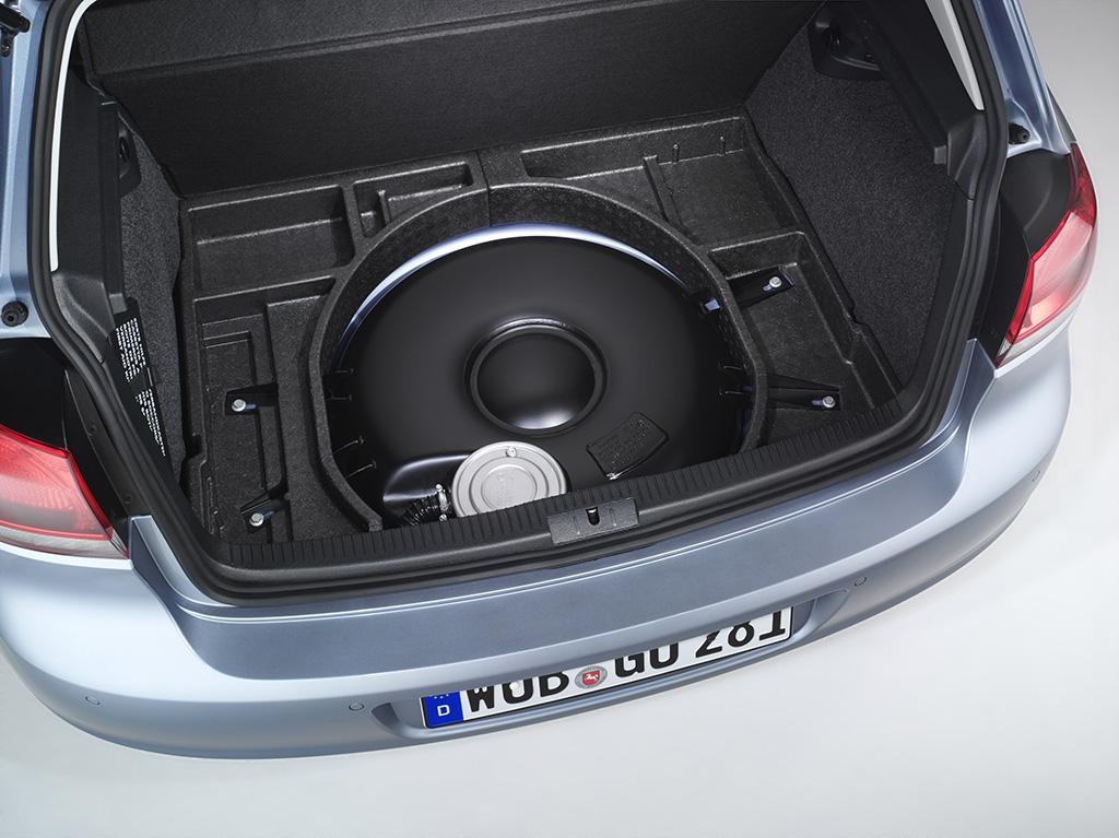 Volkswagen Golf Plus Bifuel Launched Autoevolution