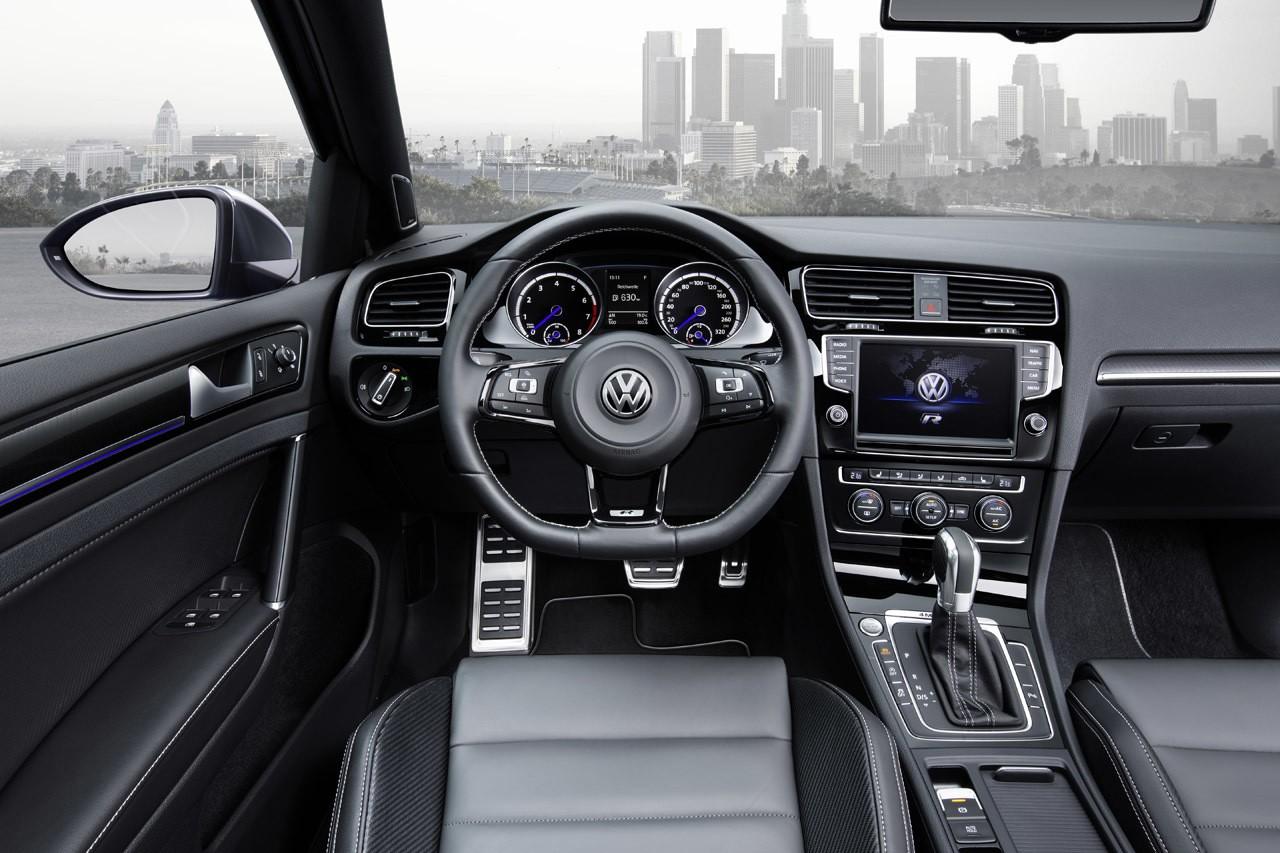 Цена Volkswagen Golf R Variant