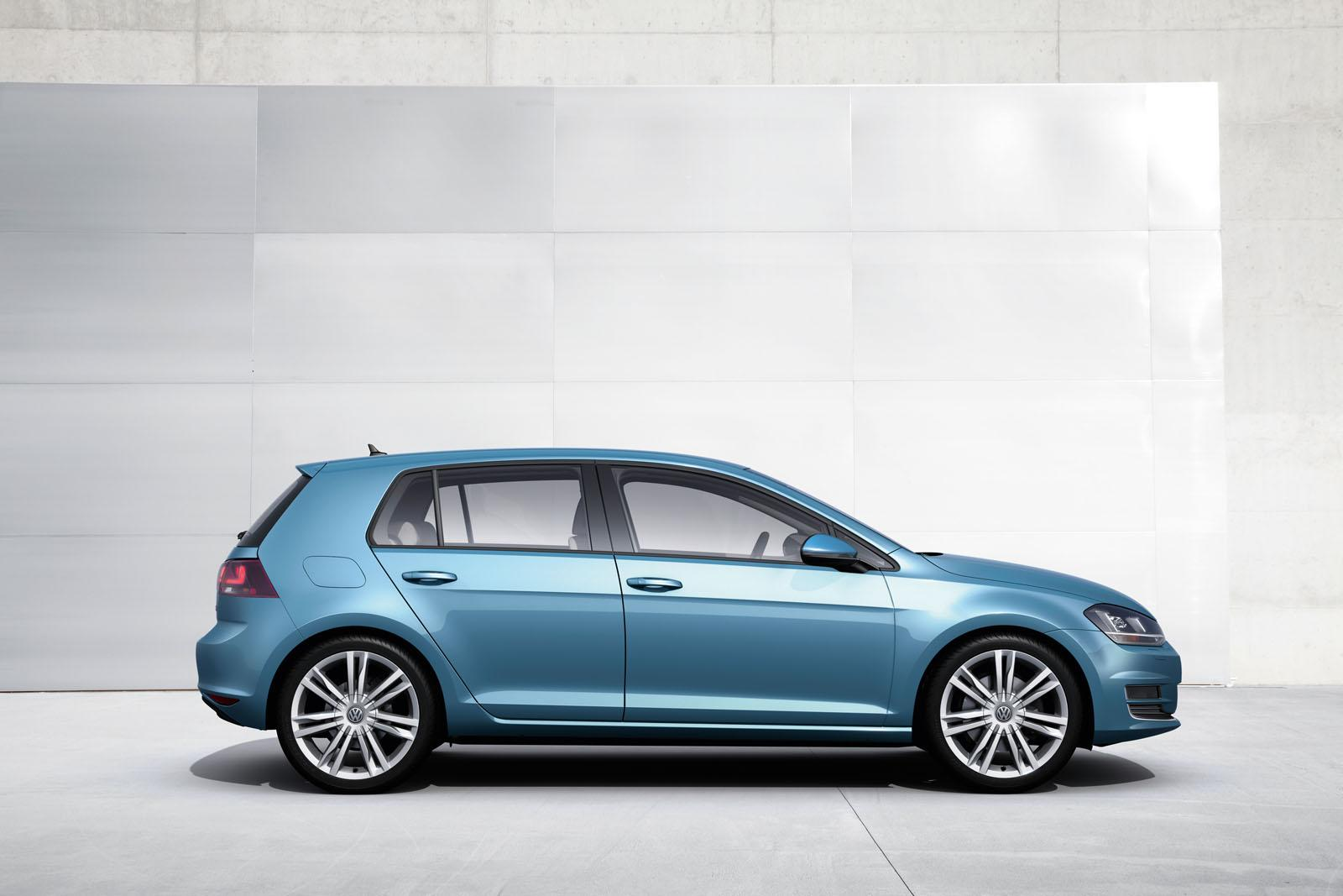 Volkswagen Golf Vii Official Specs And Images Released