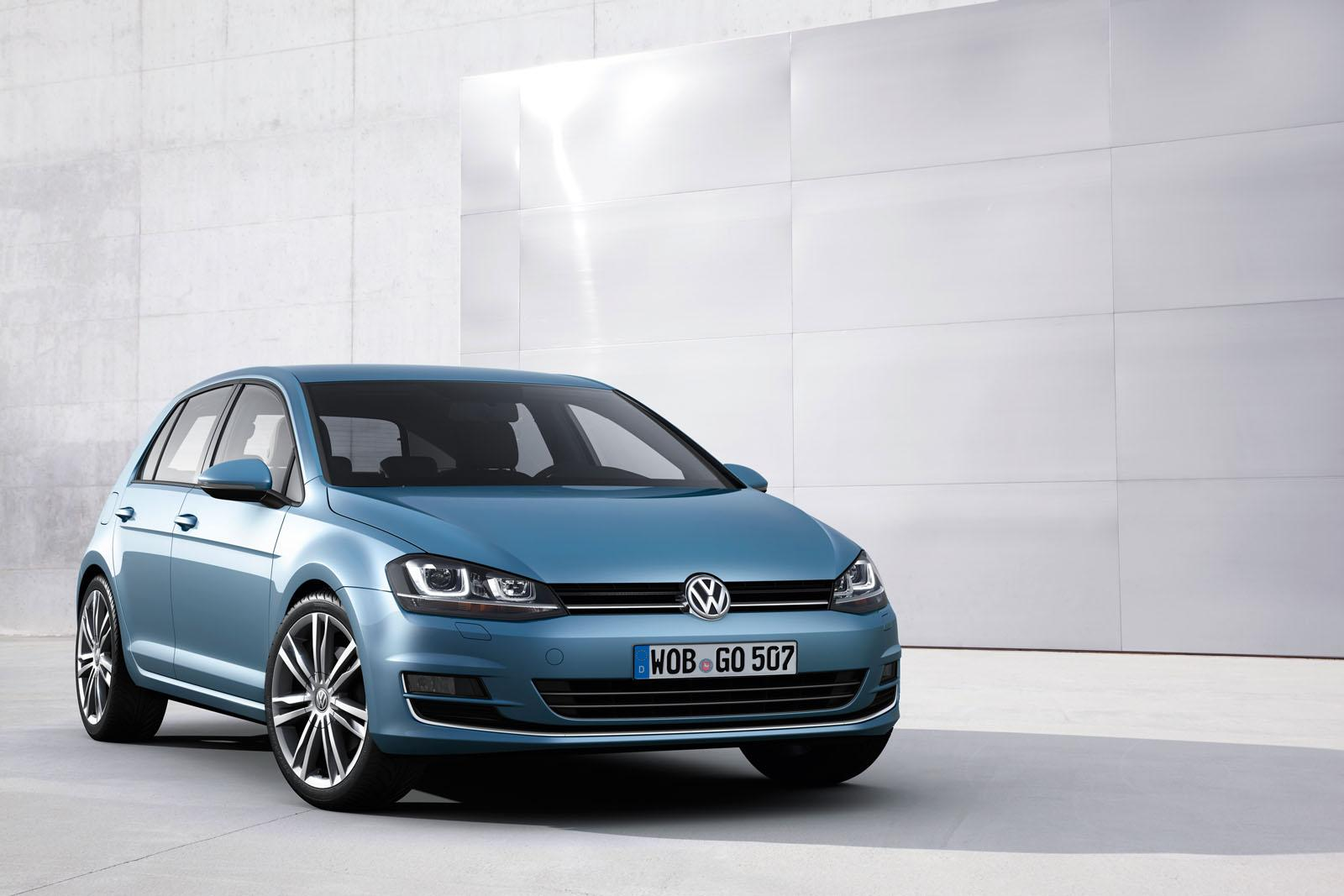 volkswagen golf vii official specs and images released autoevolution. Black Bedroom Furniture Sets. Home Design Ideas