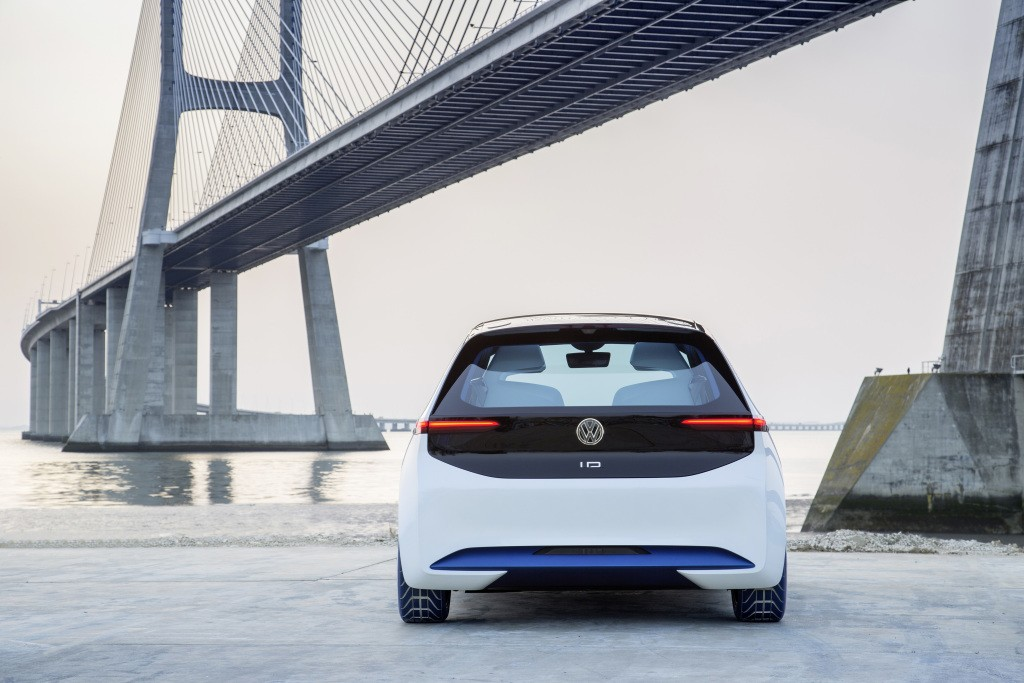 Volkswagen I D Electric Hatchback Could Be Called Neo