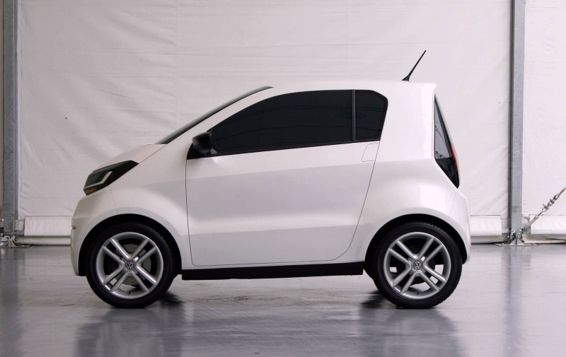 Volkswagen In Micro Car Concept Autoevolution