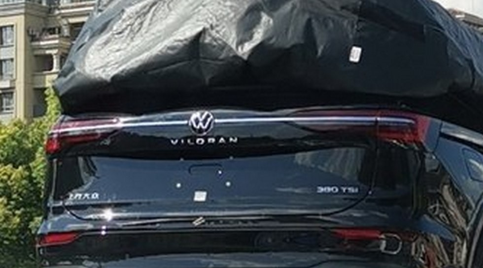 Volkswagen Launching Viloran Minivan in China, Looks Like