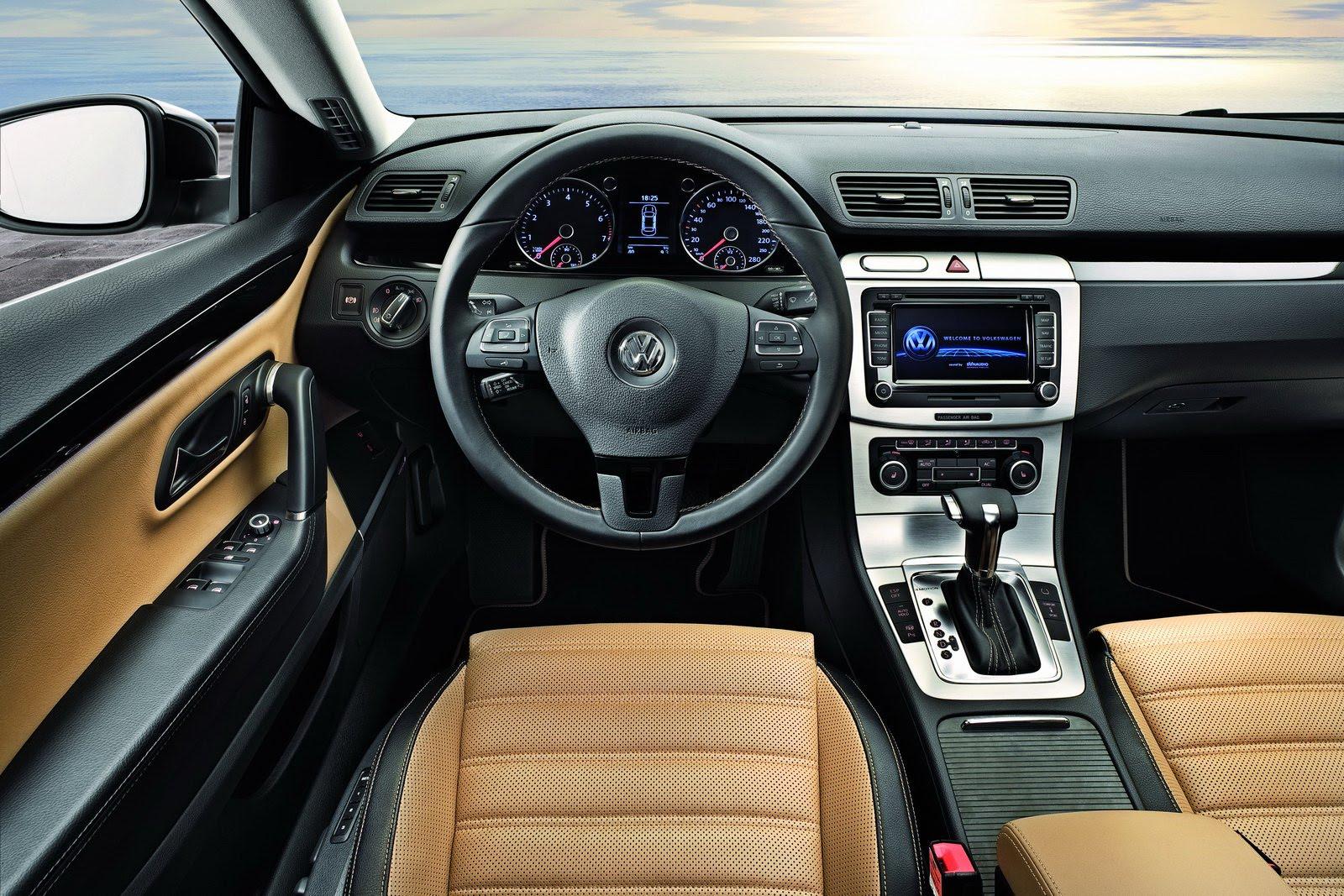 2017 Volkswagen Jetta Configurations >> Volkswagen Passat CC Exclusive Line Revealed - autoevolution